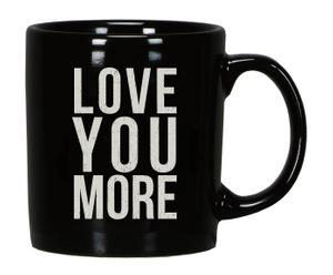 Taza Love you more