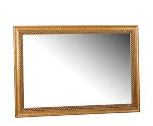 Espejo de pared de poliestireno II- oro envejecido