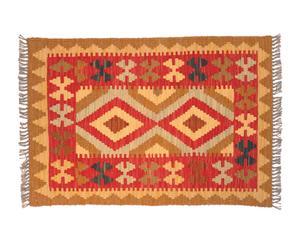 Kilim de lana hecho a mano Efebo – 86x 59