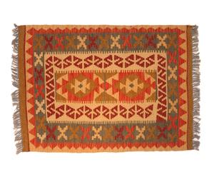 Kilim de lana hecho a mano Umma – 96x 78