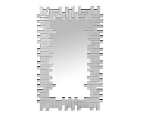 Espejo de madera Barras