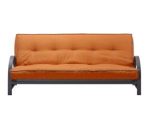 Sofá cama Fusión - naranja