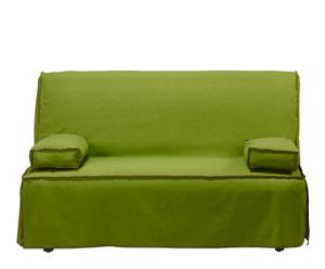 Sofá Cama Jolly, verde - 140