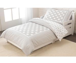 Set de ropa de cama infantil Estrellas y lunares