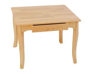 Mesa de madera Avalón - natural