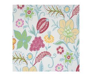 Papel pintado vinílico espumado floral V
