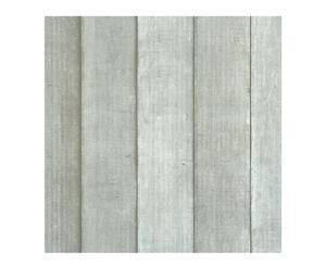 Papel vinílico sobre TNT imitación tablas verticales IV – 53x1000 cm