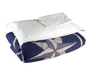 Saco de dormir, sábana y funda de almohada Free Style