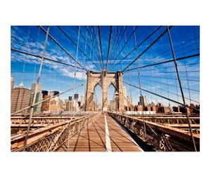 Fotomural Puente de Brooklyn VI -232x315