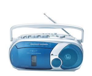 Radio Casette Nevir – azul