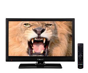 "Televisor con pantalla LED 20"" – blanco"