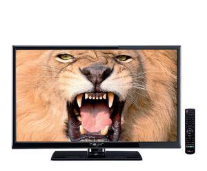 "Televisor con pantalla LED 32"" Slim – negro"
