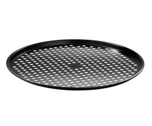 Plato para pizza en acero al carbono – ø37 cm