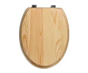 Tapa de inodoro en madera de pino