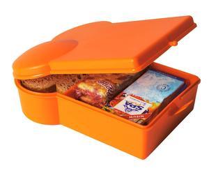 Taper de plástico ABS – naranja
