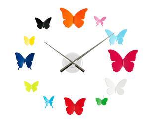 Reloj de pared Mariposas