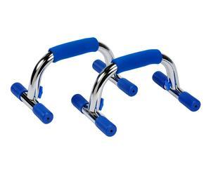 Set de 2 barras para flexiones