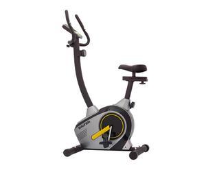 Bicicleta estática – negro y gris