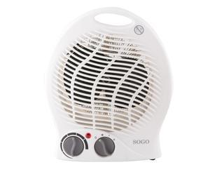 Calefactor redondo - 2000W