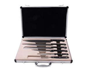 Set de 7 cuchillos profesionales