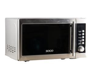 Microondas digital con grill - 1000W