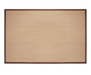 Alfombra de interior y exterior color sisal – 200x290
