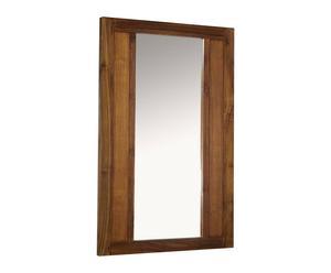 Espejo de madera Forest - nogal