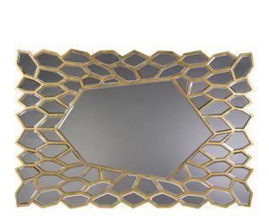 Espejo hexagonal