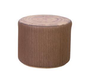 Puf tronco - pequeño