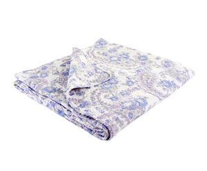 Colcha de poliéster y algodón Vienoise – 240x260