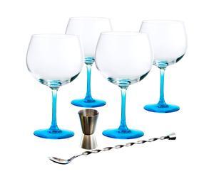 Set para hacer gin tonics I - 6 piezas