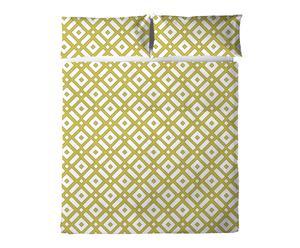Juego de sábanas Carin para cama de 90 cm - 2 piezas