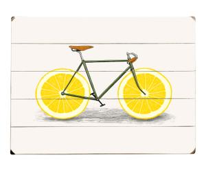 Cuadro Lemon Zest - 40,6x30,5cm