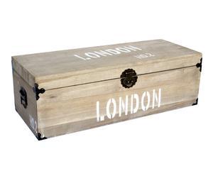 Baúl de madera London