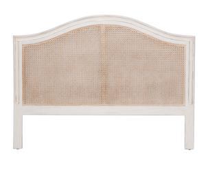 Cabecero de madera, marrón – cama de 105 cm