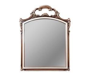 Espejo de pared de DM Venecia – champán y bronce