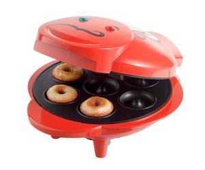 Máquina para hacer dónuts - rojo