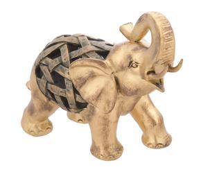 Elefante decorativo en resina I