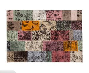 Alfombra Silk Patch, multicolor - 200x140 cm