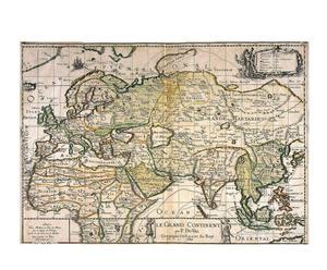 Vinilo Mappa Le Grand Continent