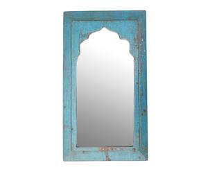 Espejo en madera maciza - 49x26 cm