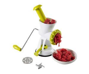 Picadora de carne y pasta manual