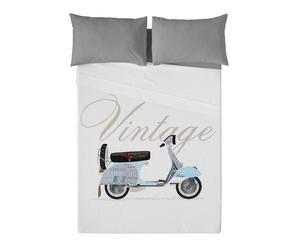 Juego de sábanas Vespa para cama de 180cm – 3 piezas  I