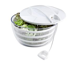 Centrifugador de ensaladas en plástico