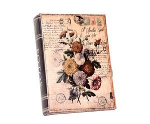 Álbum de fotos de polipiel Flores