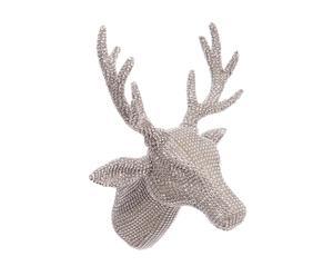 Cabeza de ciervo de plástico Catalina
