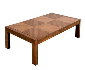 Mesa de centro de madera I - marrón