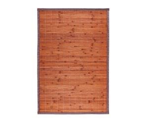 Alfombra de bambú - 60x90 cm