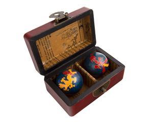 Set de 2 bolas con caja Feng Shui