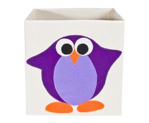 Caja de almacenaje Pingüino